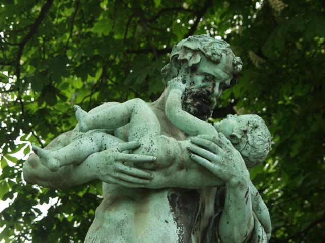 Silen med Bacchusbarn