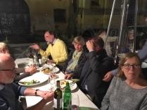 Middag hos der Belli
