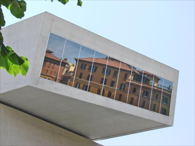 MAXXI, Roms Museum for Moderne Kunst