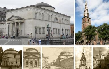 Dansk arkitektur er inspireret af den romerske. Foto: Realdania Byg