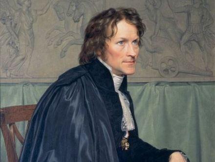 Thorvaldsen af Eckersberg