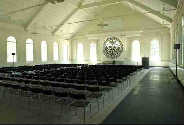 Foredragssalen i Meldahls Smedie