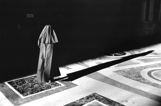 Nonne i Peterskirken. Foto: Søren Rud